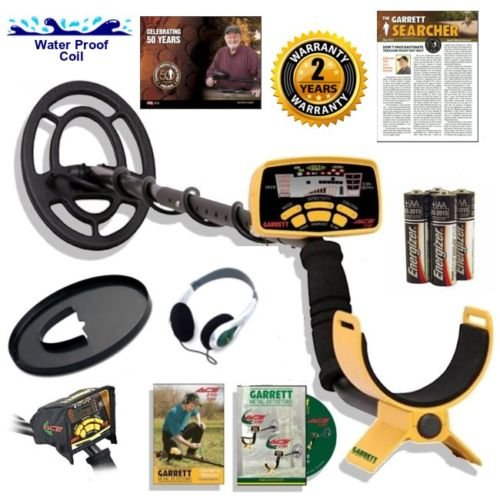 Garrett-Ace-250-Metal-Detector-Discovery-Pack-with-65x9-Coil-Coil-Cover-Headphones-Rain-Cover-0